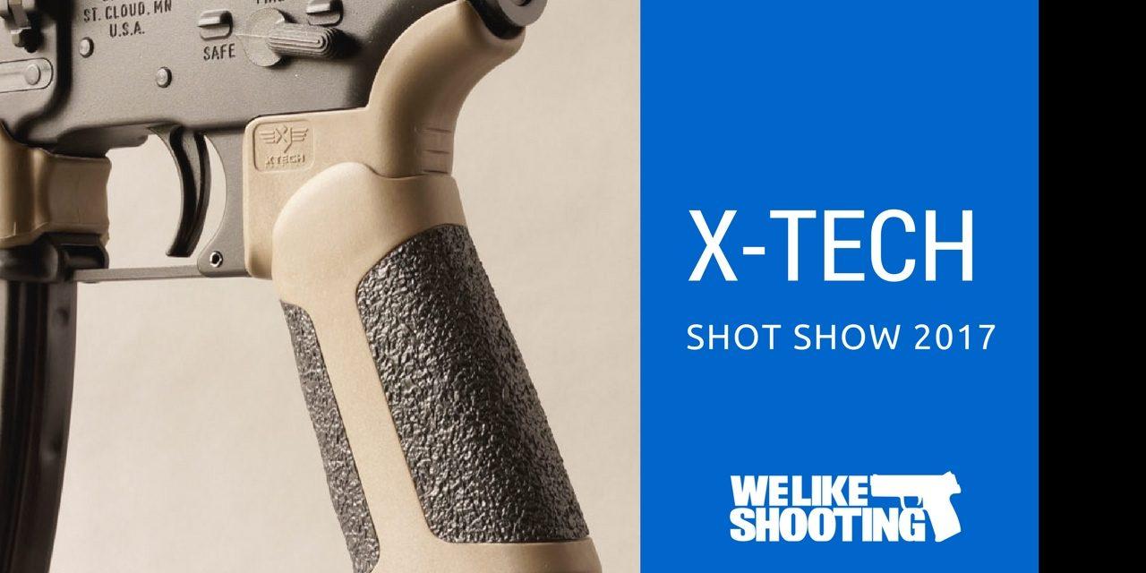 X Tech Tactical – SHOT Show 2017