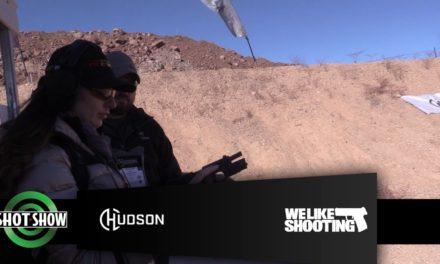 Hudson Mfg – SHOT Show 2017