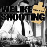 WLS Double Tap 007 – Shaken, not stirred