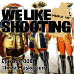 WLS Double Tap 008 – Three Musketeers