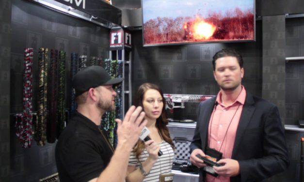 F-1 Firearms – Shawn and Ava make more people uncomfortable.