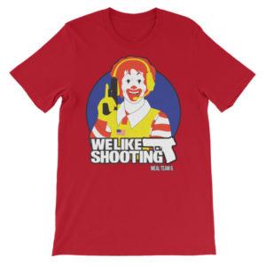 Meal Team 6 – Ron – Unisex short sleeve t-shirt