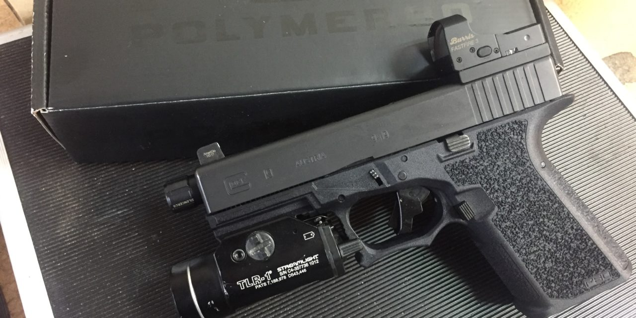 Polymer80 PF940c: 80% Awesome, 20% Awesomer