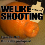 WLS Double Tap 028 – It's really prolapsed