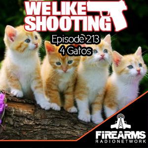 WLS 213 – 4 Gatos