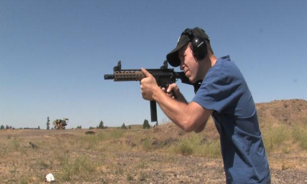 9mm AR Pistol Build – The Saga