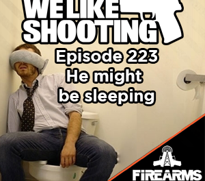 WLS 223 – He might be sleeping