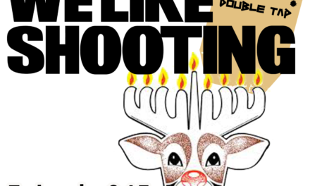 We Like Shooting Double Tap 45 – HanuKwanzaChristVus