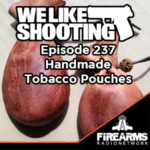 WLS 237 – Handmade Tobacco Pouches