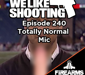 WLS 240 – Totally normal mic