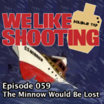 WLS Double Tap 059 – The Minnow Would Be Lost