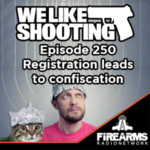 WLS 250 – Registration leads to confiscation