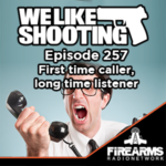 WLS 257 – First time caller, long time listener