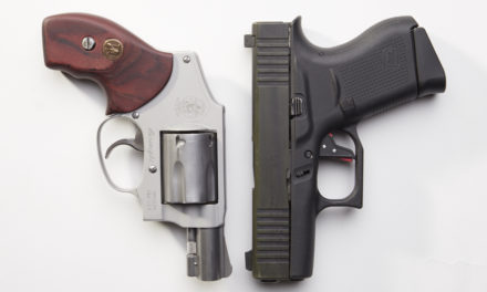 Concealed Carry Showdown: Glock 43 vs. S&W 642
