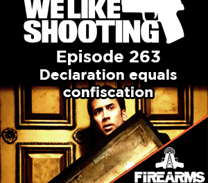 WLS 263 – Declaration equals confiscation