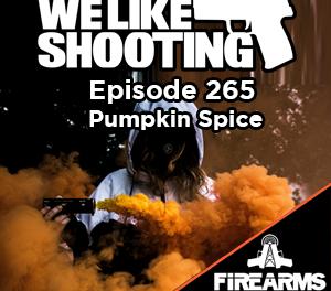 WLS 265 – Pumpkin Spice
