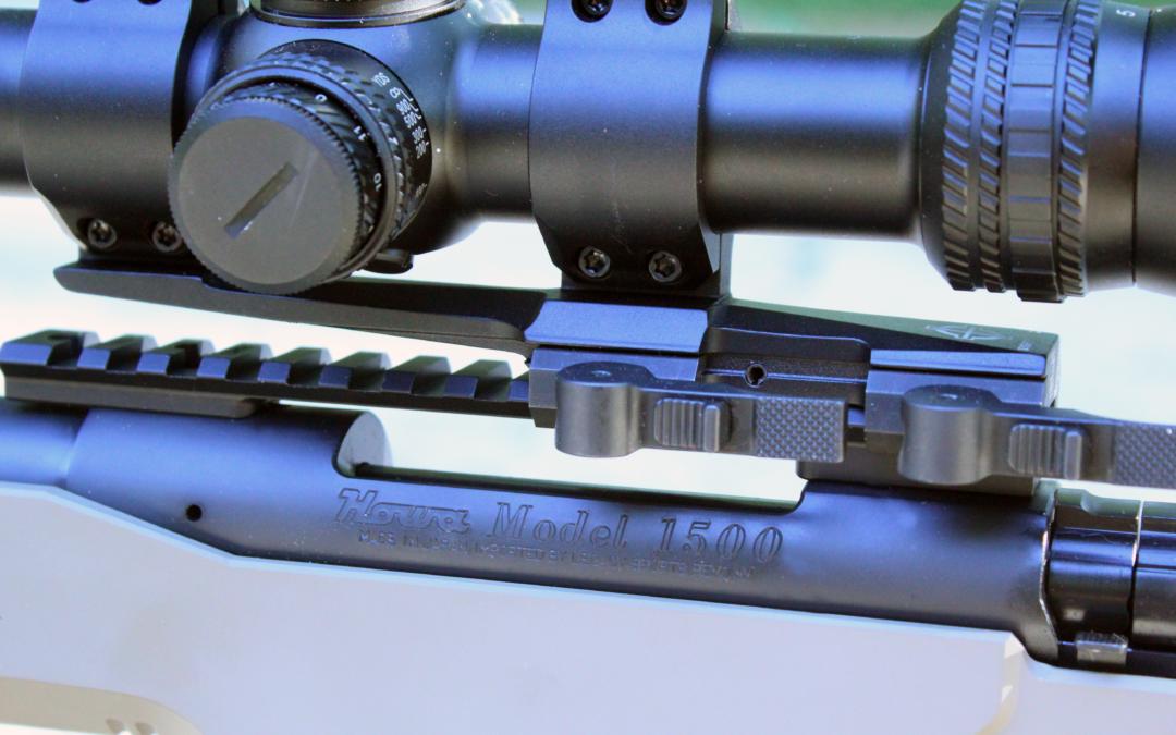 Citadel 5-30×56 LR2 Riflescope For Long-Range