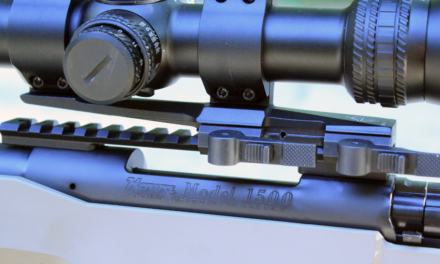 Citadel 5-30×56 LR2 Riflescope For Long-Range