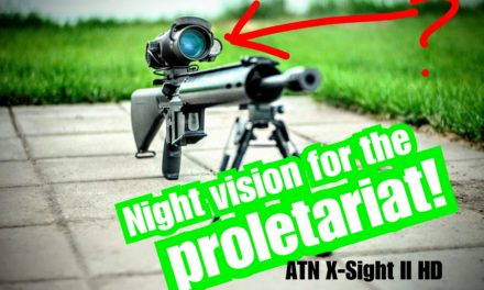 ATN X-Sight II HD 3-14x – The Next Evolution in Optics is Here