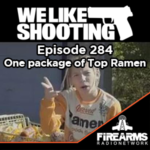 WLS 284 – One package of Top Ramen