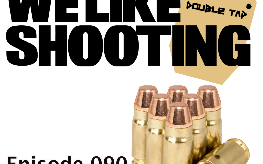 WLS Double Tap 090 – .357 Sig