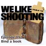 WLS Double Tap 092 – Bind a book