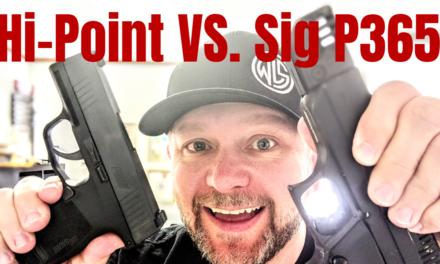 Hi-Point VS. Sig P365