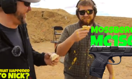 Mossberg MC1SC loves mustard – First 100 review!