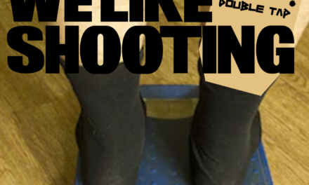 WLS Double Tap 105 – Black Socks
