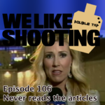 WLS Double Tap 106 – Never reads the articles