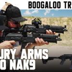 Boogaloo training 1: Century Arms Draco NAK9