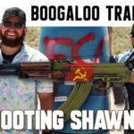 Boogaloo training 2: Shooting Shawn's AK