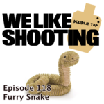 WLS Double Tap 118 – Furry SnakeWLS Double Tap 118 – Furry Snake