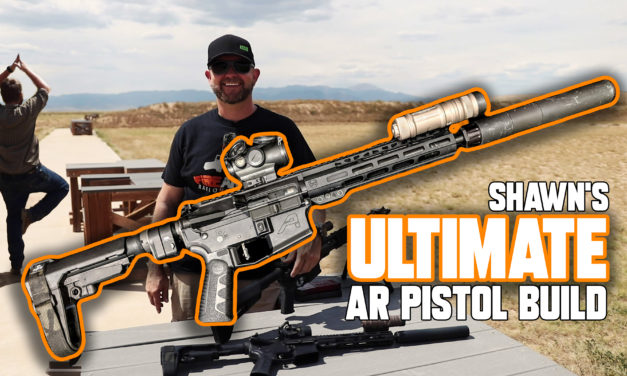 Shawn's ULTIMATE AR Pistol / Nick is bipolar / Rosco Mfg Sauce Pack