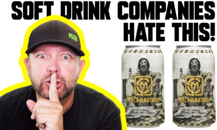 Soft drink companies hate this! 😠 Canmunition Review