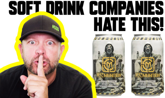 Soft drink companies hate this! ? Canmunition Review