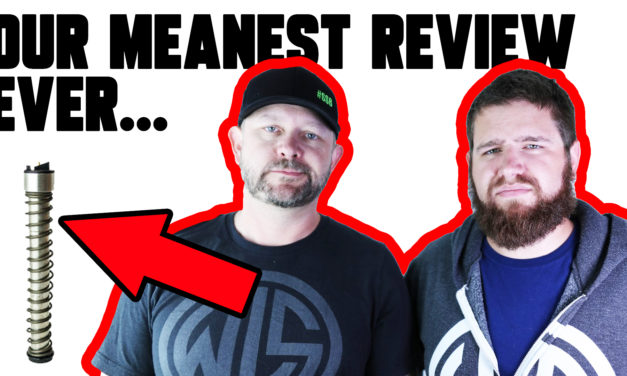 Our meanest review ever… Deadpoint Lights
