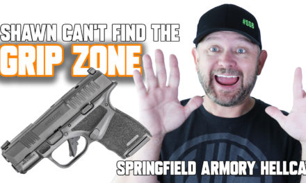 Gripzone? Springfield Armory Hellcat Review