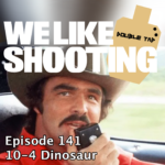 WLS Double Tap 141 – 10-4 Dinosaur
