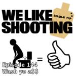 WLS Double Tap 144 – Wash yo a$$