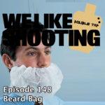 WLS Double Tap 148 – Beard Bag