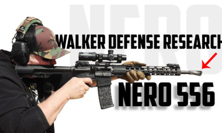3D Printed? Walker Defense Research Nero 556 Review