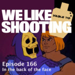 WLS Double Tap 166 – In the back of the face