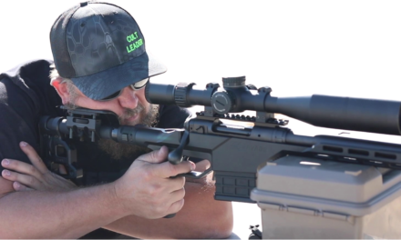 Did we hit 1000? Savage 10 BA Stealth w/ MDT – 6.5 Creedmoor