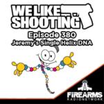 WLS 380 – Jeremys Single Helix DNA