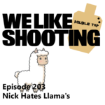 WLS Double Tap 203 – Nick Hates Llamas
