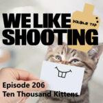 WLS Double Tap 206 – Ten Thousand Kittens