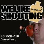 WLS Double Tap 218 – Comedians