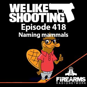 WLS 418 – Naming mammals